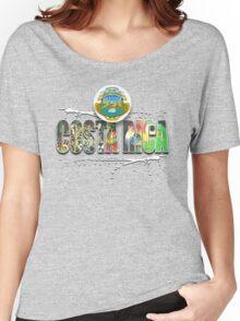 costa rica Women's Relaxed Fit T-Shirt