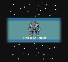Cyber Man! by tjhiphop