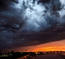 Approaching Storm by JEZ22