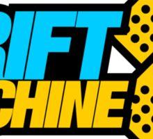 Drift Machine (1) Sticker