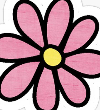 tumblr flower Sticker