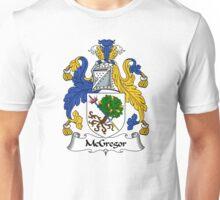 McGregor Coat of Arms / McGregor Family Crest Unisex T-Shirt