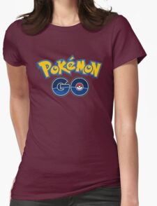 POKEMON GO ICON Womens Fitted T-Shirt