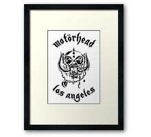 Motorhead (Los Angeles) 5 Framed Print