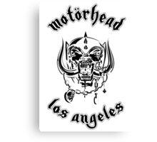 Motorhead (Los Angeles) 5 Canvas Print