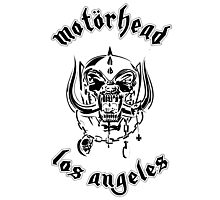 Motorhead (Los Angeles) 5 Photographic Print
