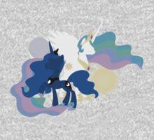 The Sister Princesses Baby Tee