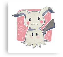Mimikkyu - Pokemon Canvas Print