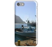MORO BAY AFTERNOON iPhone Case/Skin