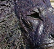 Bruce Little Lion Sculpture, Longleat House, Wiltshire, UK Sticker