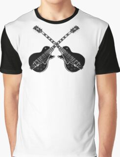 Gibson les paul black Graphic T-Shirt