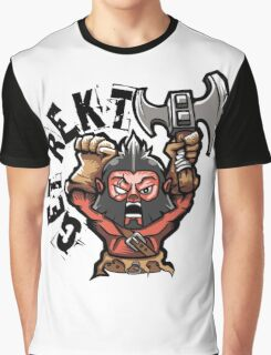 Get Rekt Axe Graphic T-Shirt