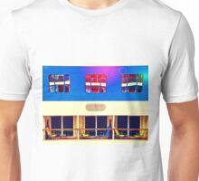 Cruising Windows and Chairs Unisex T-Shirt