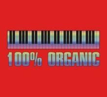 Cool 100 organic  One Piece - Short Sleeve