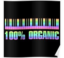 Cool 100 organic  Poster