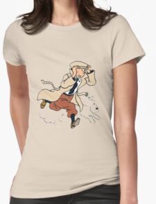 tinton Womens Fitted T-Shirt
