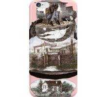 combination landscapes iPhone Case/Skin