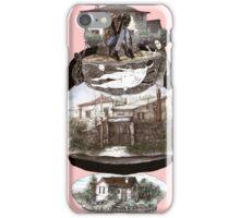 combination landscapes iPhone Case/Skin