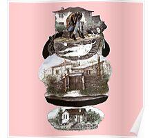 combination landscapes Poster