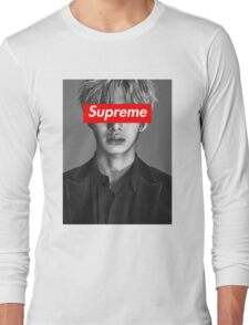 Hyungwon Long Sleeve T-Shirt