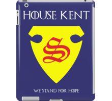 House Kent - Game of Thrones x Superman Mashup iPad Case/Skin