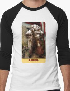 ARIES - from the Midway Arcana Men's Baseball ¾ T-Shirt