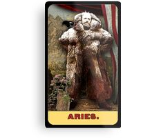 ARIES - from the Midway Arcana Metal Print
