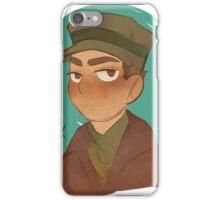 maccready iPhone Case/Skin