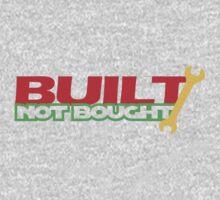 Built Not Bought (6) Kids Clothes
