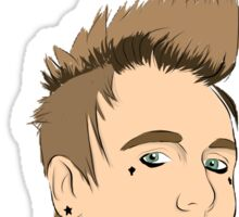 Papa Roach Jacoby Shaddix Commision Sticker