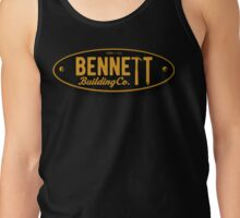 The Official Bennett Building Co. T-Shirt's and Tanks Tank Top