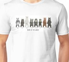 Bears of the World Unisex T-Shirt