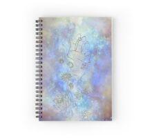 Reaching Spiral Notebook