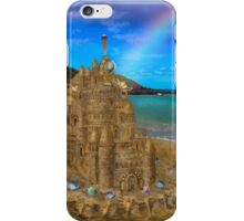 Tropical Sandcastle iPhone Case/Skin