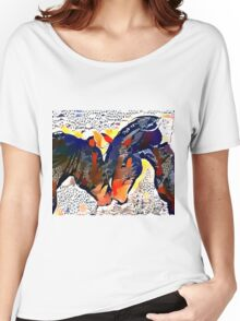 I Spotted Horses Women's Relaxed Fit T-Shirt