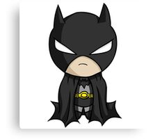Chibi Batman Canvas Print