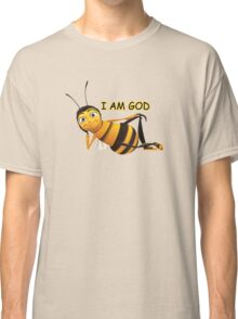 Barry B. Benson is GOD. Classic T-Shirt