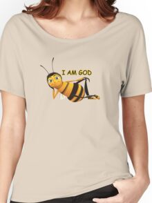Barry B. Benson is GOD. Women's Relaxed Fit T-Shirt