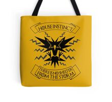 House Instinct Tote Bag