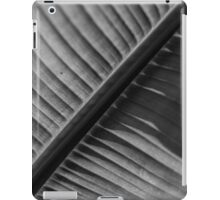 In the shadow iPad Case/Skin