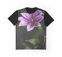 clematis up way too late Graphic T-Shirt