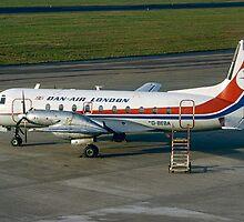 Hawker-Siddeley HS 748 Srs2 G-BEBA by Colin Smedley