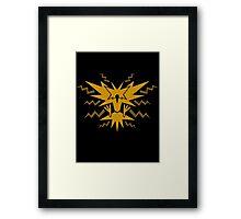 House Instinct logo Framed Print