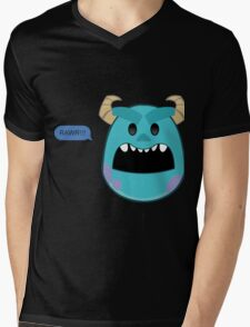 RAWR!!!! Sully Mens V-Neck T-Shirt