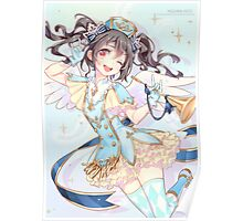 Trumpets Girl Poster
