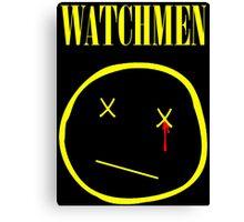 watchmen Canvas Print