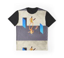The Blue Door Adventures Graphic T-Shirt