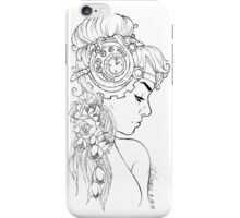 Portrait XVII iPhone Case/Skin