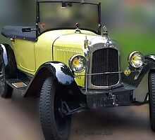 ....an old classic European ' ‎Citroën  '... by John44