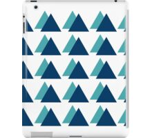 Triangle Forest iPad Case/Skin